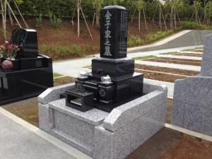 稲城府中メモリアルパーク一般墓地和型